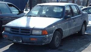 1993 Dodge Spirit - Information And Photos