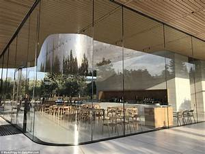 Inside Apple Park: First look at the Steve Jobs Theater ...