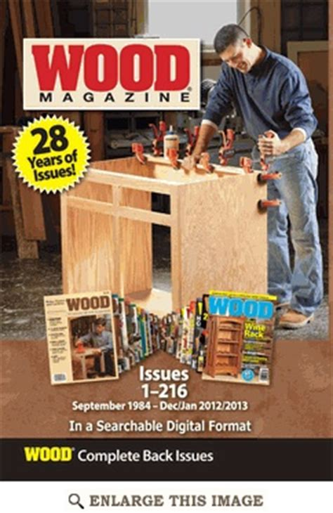 woodworking plans  projects magazine  issues woodworking projects plans