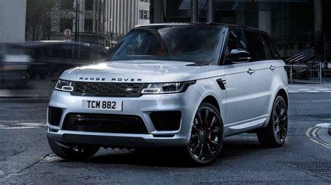 2020 Range Rover Sport by Range Rover Sport Hst 2020 El Nuevo Suv Con Etiqueta Eco