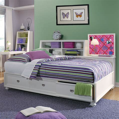 full size daybed frame white size daybed frame with storage drawers 15328