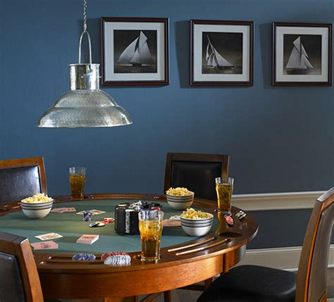 deep colors  bring bold vibrancy   home spaces behr