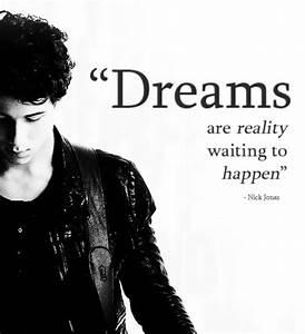 Nick Jonas Quotes. QuotesGram