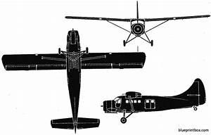 De Havilland Canada Dhc3 Otter Canada 1951 Plans