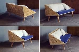 Banquette Sur Mesure : des meubles esprit ann es 50 avec c cile guignard ~ Premium-room.com Idées de Décoration
