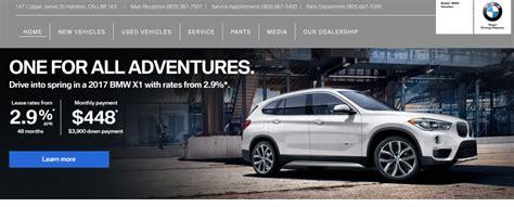 car dealership budds bmw hamilton