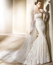 pronovia brautkleider 2012 mermaid wedding dresses
