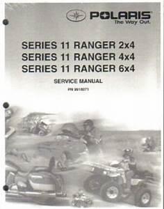 Polaris Ranger 500 Efi Service Manual Pdf