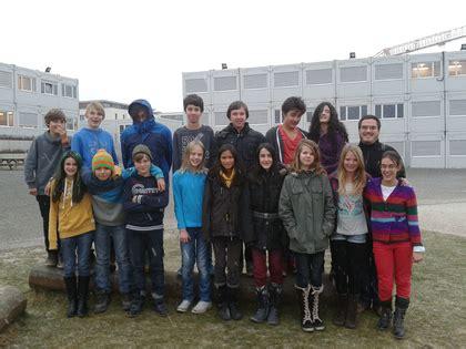 Riedberg Gymnasium In Frankfurt by Aktion Klima Projektdetail