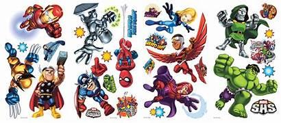 Squad Super Hero Marvel Clipart Kid Avengers