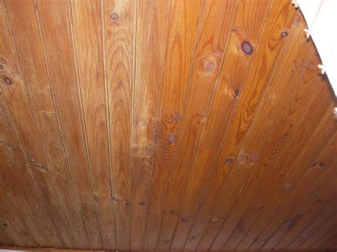 comment peindre un plafond en lambris repeindre un plafond en lambris bois