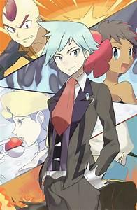 Pokemon Oras Steven Images   Pokemon Images