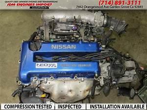 Jdm Sr16 Nissan Pulsar Almera N15 Sr16 Neo Vvl Engine