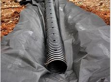 How to Build a French Drain HGTV