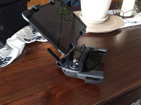 ipad mini mount  mavic pro dji mavic drone forum