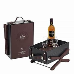 Coffret Whisky Avec Verre : coffret whisky glenfiddich 21 ans grand reserva 2 verres de d gustation ~ Teatrodelosmanantiales.com Idées de Décoration