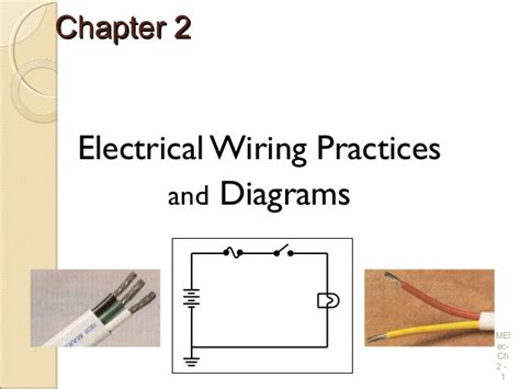 Electrical Wiring Practices Diagrams