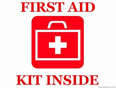 P3k Printable Aid Kit Inside Kotak Macam