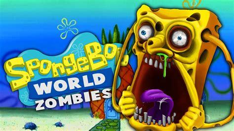Spongebob World Zombies (part 3) ★ Call Of Duty Zombies