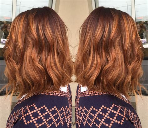 Pumpkin Spice Hair Might Be The Biggest Hair Color Of The