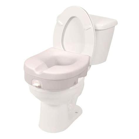 Toilet Seat Riser W Tightening Lock  Free Shipping