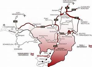 Pkw Maut Deutschland Berechnen : lage anreise anreise mit dem pkw routenplaner sporthotel walliser in hirschegg im ~ Themetempest.com Abrechnung