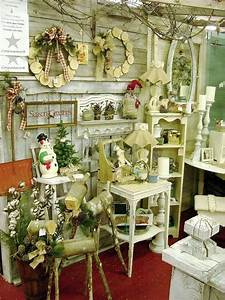 Booth, Decor, Christmas, Booth, Antique, Booth, Displays