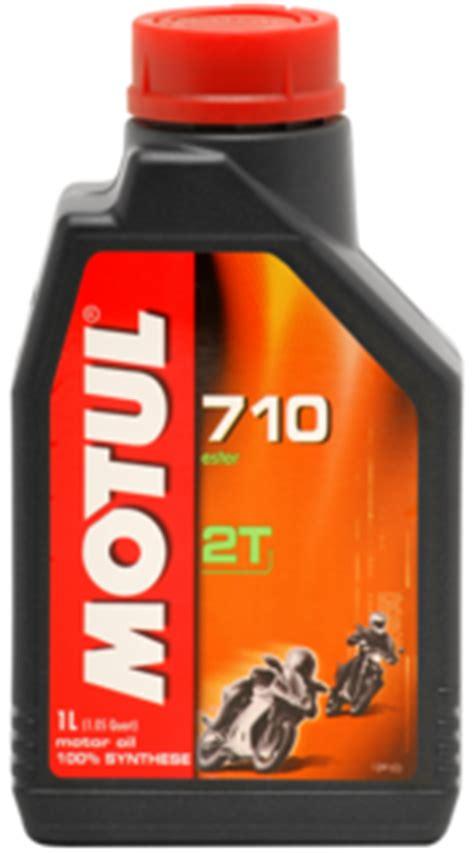 oli 4t motul motul 710 2t aceite lubricante sintético para motos de 2