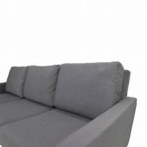 69 off design within reach design within reach raleigh for Sectional sofas raleigh