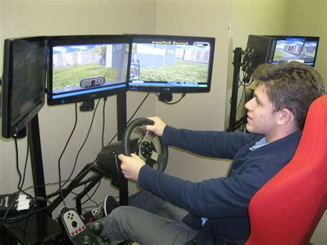 driving simulator calgary truck trucking academy brown drive derek easier learning instruction makes acquires got prweb