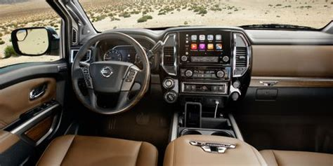 nissan titan makeover adds sharper   muscle