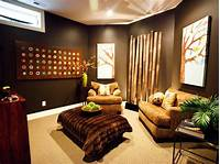 room decor ideas Media Room Decor: Pictures, Options, Tips & Ideas   HGTV