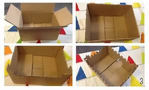 Objet En Carton Facile A Faire : faire un ch teau avec un carton trois fois rien trois fois et le petit prince ~ Melissatoandfro.com Idées de Décoration