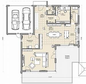 Grundrisse Einfamilienhaus Mit Doppelgarage : coller grundriss f r ein doppelhaus mit garage dazwischen plans and blueprints pinterest ~ Eleganceandgraceweddings.com Haus und Dekorationen