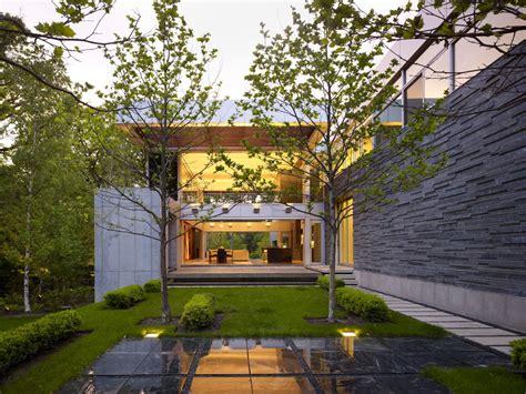 startling modern landscape designs  backyard