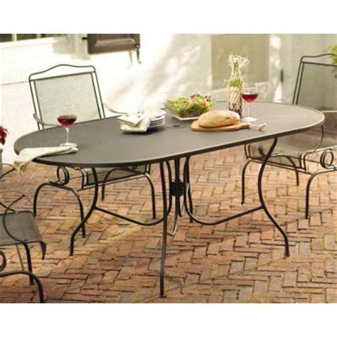 Arlington House Jackson Oval Patio Dining Table3872200. Metal Patio Furniture Sealer. Plastic Outdoor Dinner Sets. Deck Patio Swing. Plastic Patio Table Uk. Patio Furniture Stores Twin Cities. Home Patio Bbq. Furniture For Small Balcony Patio. Patio Stone Designs Online