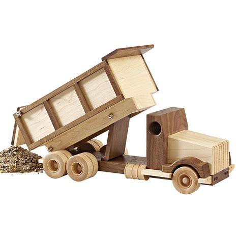 construction grade dump truck woodworking plan  wood