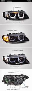 2019 For Bmw E46 Headlight Assembly Four 3 318320 325ci