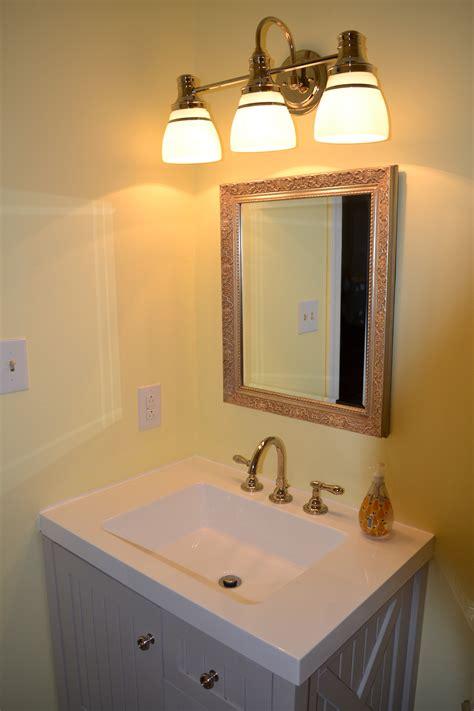 Bathroom Vanity Lighting Home Depot Bathroom Lighting At