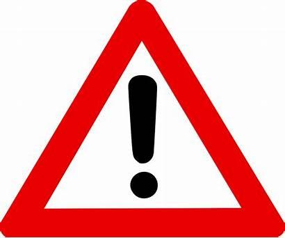 Sign Caution Warning Computer Clip Clipart Alert