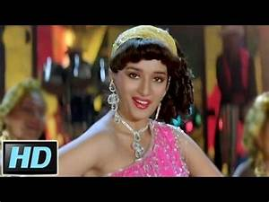 Ek Do Teen - Madhuri Dixit, Alka Yagnik, Tezaab Dance Song ...