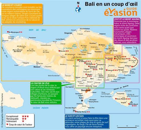 Carte Du Monde Voir Bali by Bali Fiche Pratique Et Carte Le Evasion