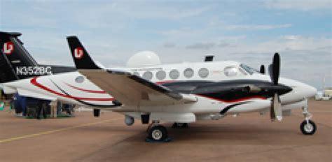 L-3 Offers Multi-sensor King Air 350 for Export | Defense ...