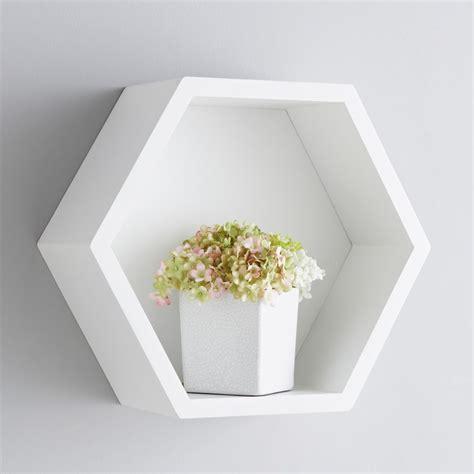 bjorn hexagon shelf furniture shelving bm stores