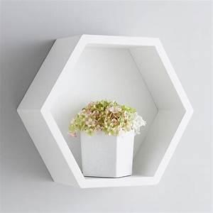 Bjorn Hexagon Shelf Furniture, Shelving - B&M Stores
