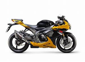 Suzuki GSX R750 Sport Bike - Chelsea Motorcycles Group