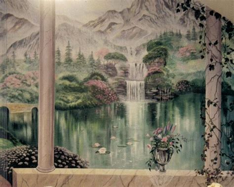 1000 images about trompe l oeil and stenciling ideas on