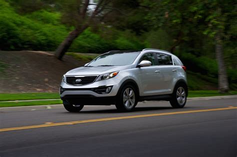2015 Kia Sportage Review, Ratings, Specs, Prices, And