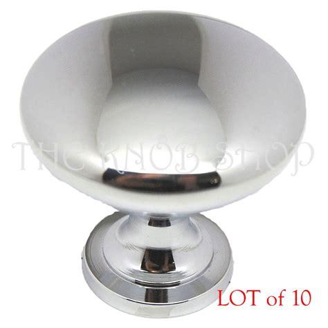 chrome kitchen cabinet knobs 10 amerock bp53005 26 polished chrome cabinet cupboard 5420