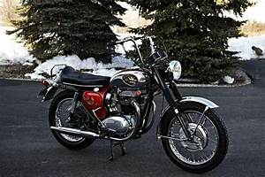 1968 Bsa A65 Lightning Classic Motorcycle Pictures